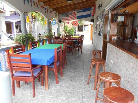 Restaurant Rainbow Village: Restaurant
