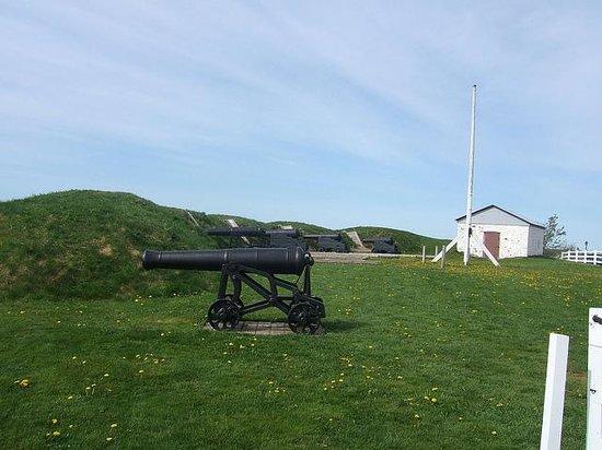 Prince Edward Battery