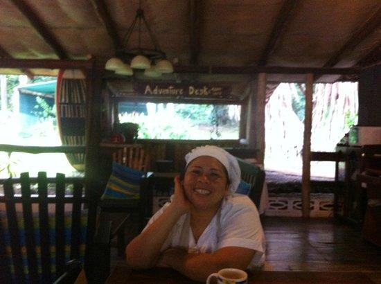 Chachagua Rainforest Eco Lodge: Chachagua Rainforest chef