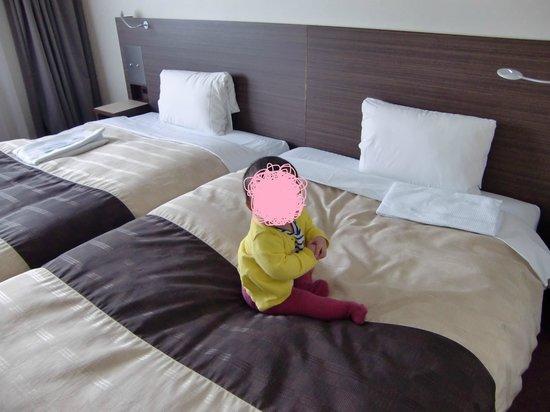 Ise City Hotel Annex: ツインのお部屋