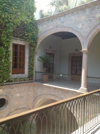 Casa Grande Hotel Boutique: Interior del hotel