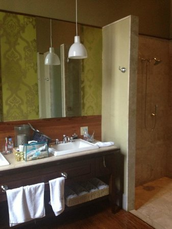 Casa Grande Hotel Boutique: Baño