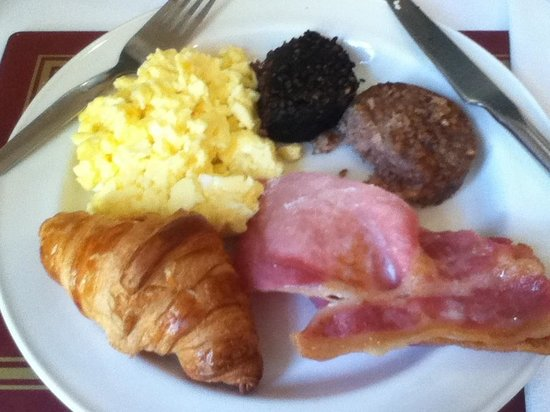 Leesonbridge Guesthouse : Full Irish breakfast