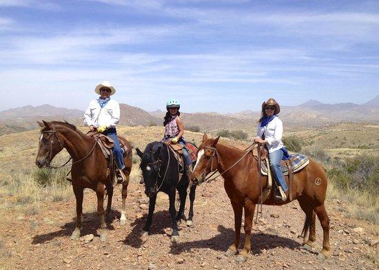 Circle Z Ranch: mountains