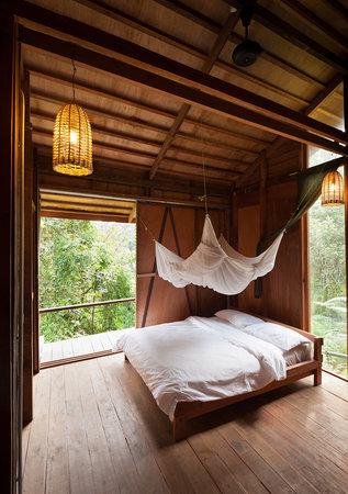 Paganakan Dii Tropical Retreat: Ridge hut rooms