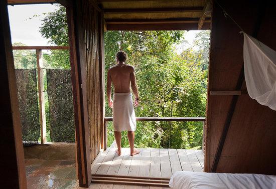Paganakan Dii Tropical Retreat: Ridge hut room