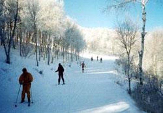 Saibei Ski area