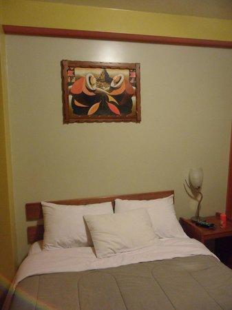 Machupicchu Eco Inn: Pieza