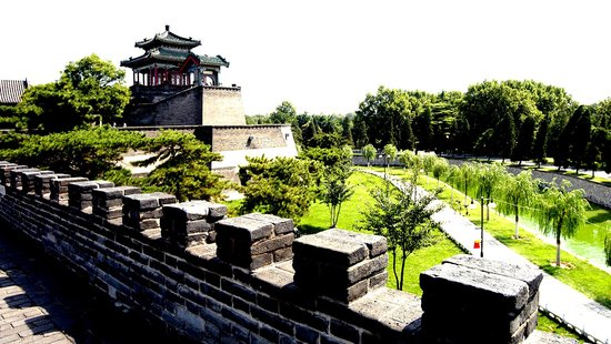 Emperor Zhao Ancient City