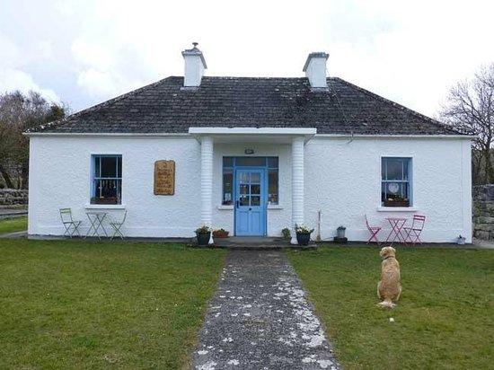 Burren Wild Tours: Granny's cottage, Burren County Clare, Ireland