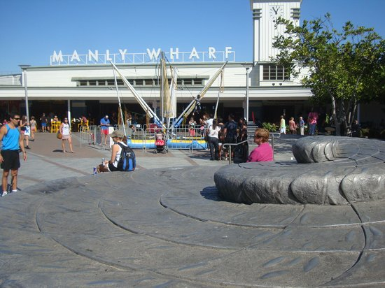 Hugos Manly : Manly Wharf