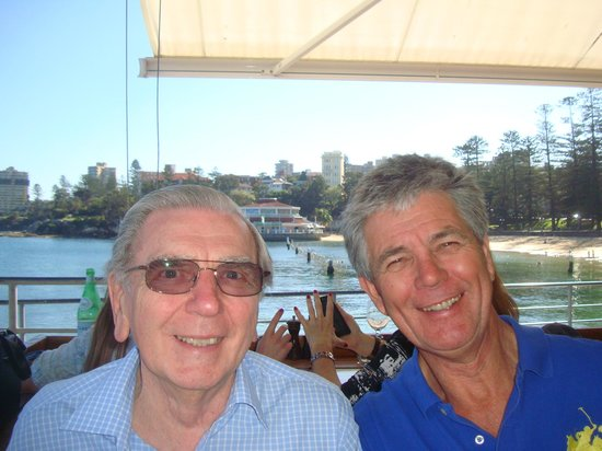 Hugos Manly : A great time!