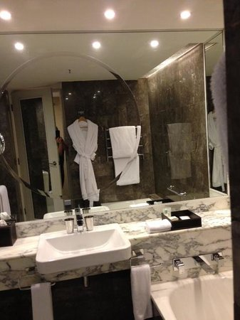 Grand Hyatt Melbourne: Vanity