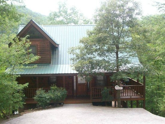 Little Valley Mountain Resort: Our cabin