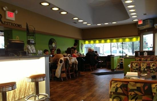 Newton's Paradise Cafe: Newtons Paradise Cafe