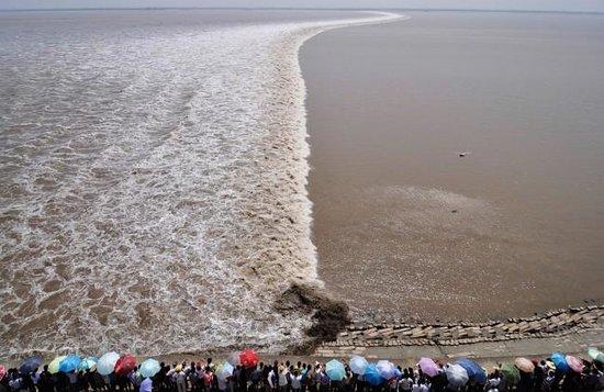 Qiantang Tide