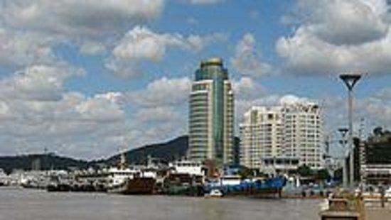 Dinghai City