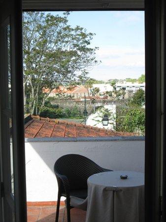Albergaria do Calvario : view from terrace