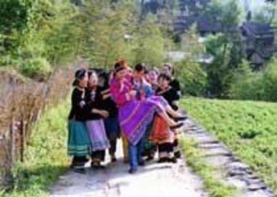 Jiangnan She Customs Cultural Village Photo
