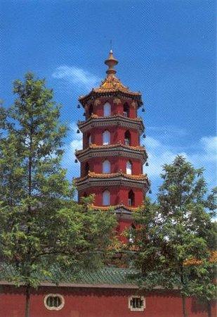 Renshou Pagoda