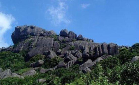 Shiniu Mountain Foto