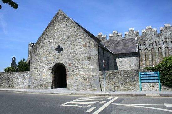 Tralee, Irlande : Ardfert Cathedral