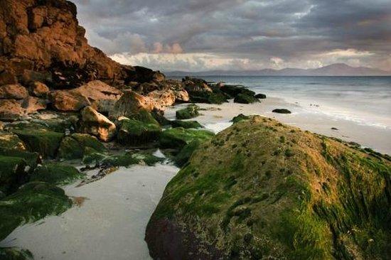 Tralee, Irlande : Banna Beach