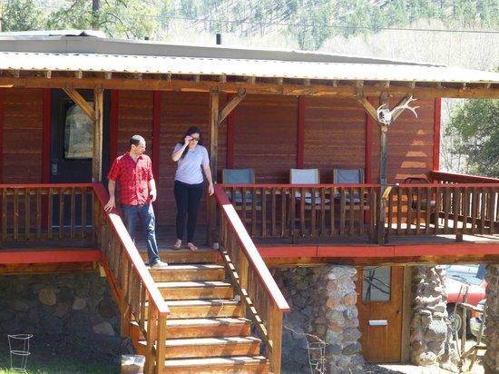 Little Toad Creek Inn & Tavern: Bunk House