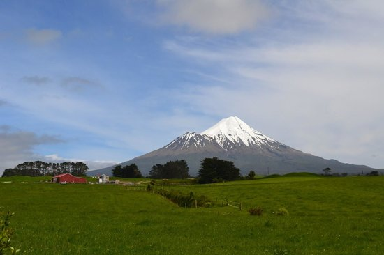 Mount Taranaki Guided Tours day trips