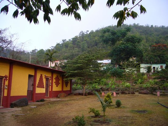 Coorg Jungle Kids Boutique Resort: One of the cottages in the western side