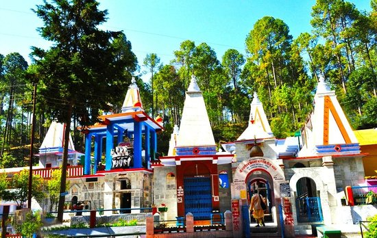 Swargashram Binsar Mahadev Mandir