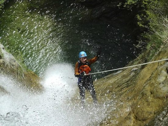 Canyon Adventures : canyoning