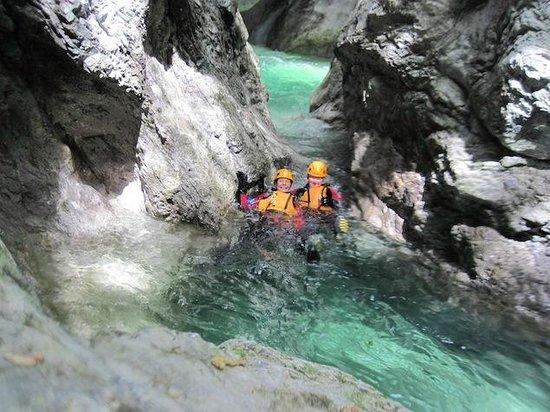 Canyon Adventures : canyoning lago di garda
