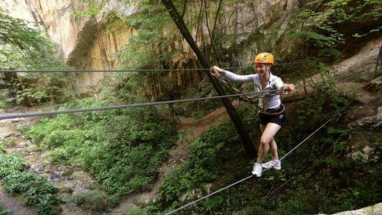 Canyon Adventures : via ferrata