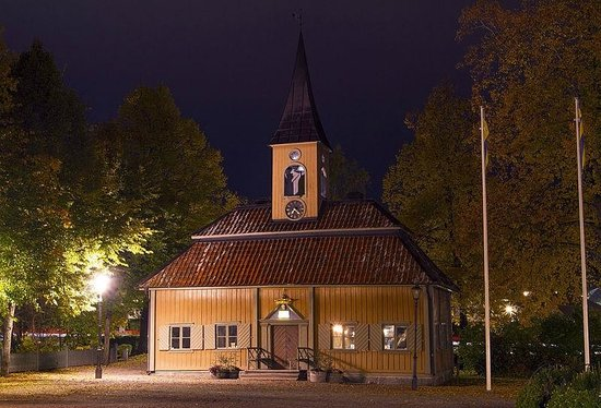 Sigtuna, Sweden: City hall