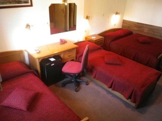 Hotel Garten: 4-bed room