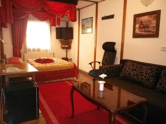 Hotel Garten: Double room