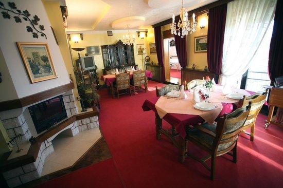 Hotel Garten: Restaurant