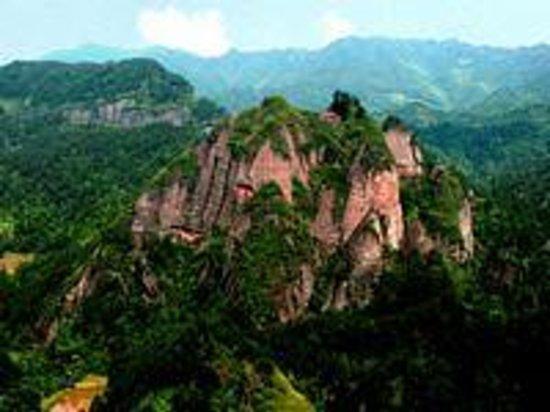 Foto de Wanfo Mountain of Huaihua