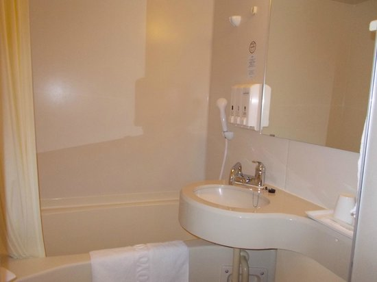 Toyoko Inn Hakodate-ekimae Asaichi: 浴室