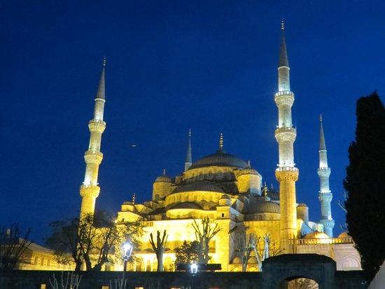 Mystic Hotel: Mosquée Bleue