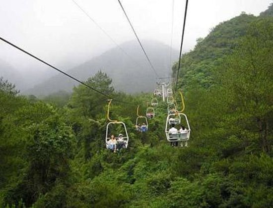 Foto de Guilin Yaoshan Mountain Scenic Resort