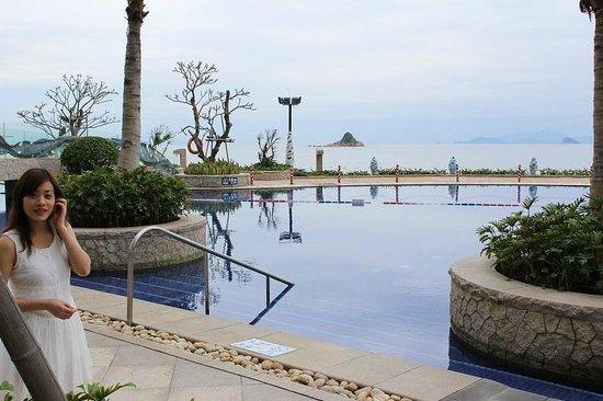 Sheraton Dameisha Resort, Shenzhen: Pool