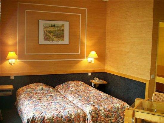 Hotel du Rhin: chambre bain WC