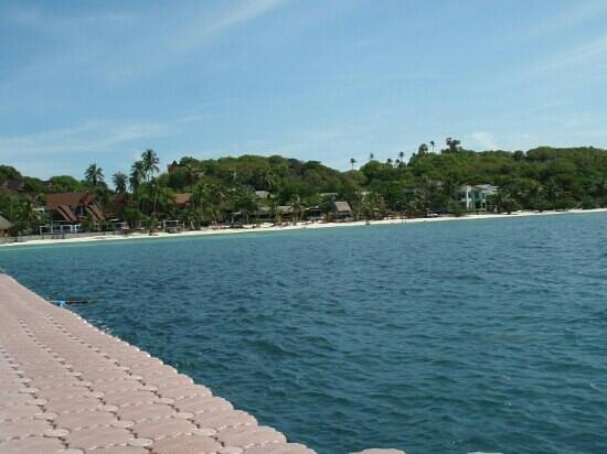 Haad Yuan Beach : Nice