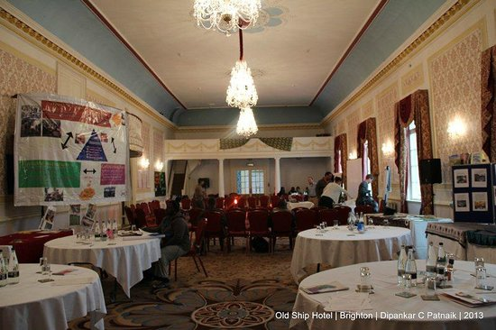 Halls Picture Of The Old Ship Hotel Brighton Tripadvisor