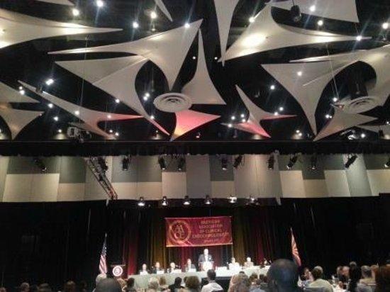 Phoenix Civic Plaza Convention Center: Ball room