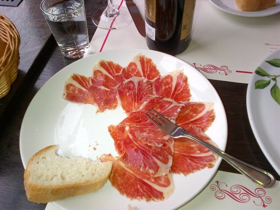 Vivolo Restaurant: Jamon