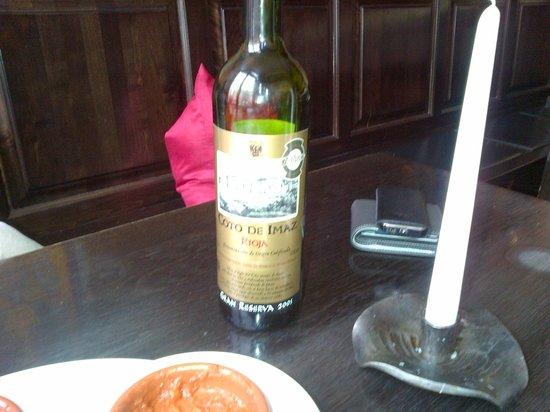 Vivolo Restaurant: Wine