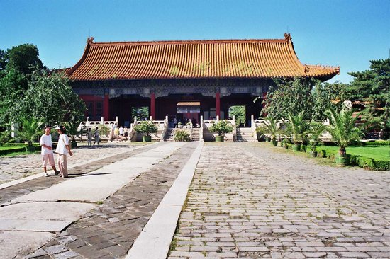 Mausoleums of Princes of Shu of the Ming Dynasty